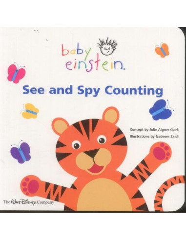 Baby Einstein See and Spy Counting
