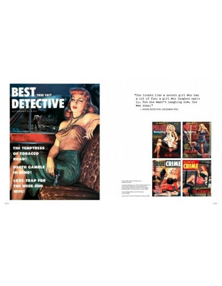 True Crime Detective Magazines 1924-1969