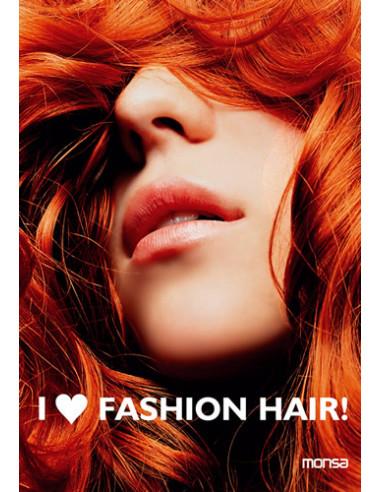I Love Fashion Hair