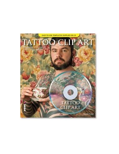 Tattoo Clip Art  + CD