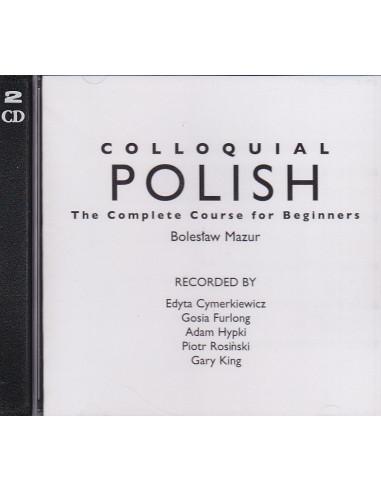 Colloquial Polish: The Complete Course for Beginners & 2CDs