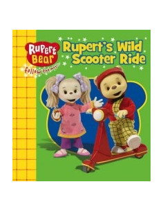 Rupert's Wild Scooter Ride