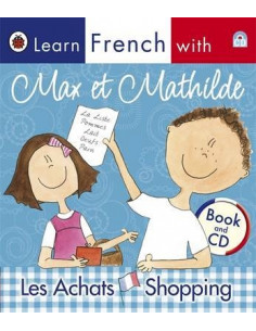 Max et Mathilde:  Shopping
