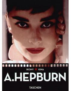 Audrey Hepburn. Ikony kina