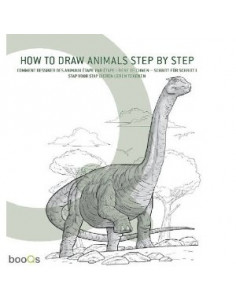 HOW TO DRAW ANIMALS SREP BY STEP