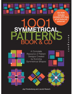 1001 Symmetrical Patterns (+CD)