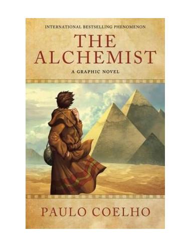 The Alchemist Graphic Novel