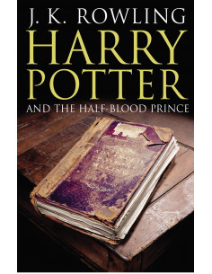 Harry Potter and the Half-Blood Prince: Adult Edition