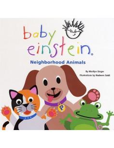 Neighborhood animals Baby Einstein