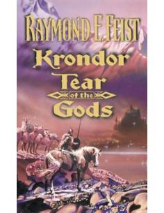 Krondor: Tear of the Gods: Riftwar Legacy Bk. 3