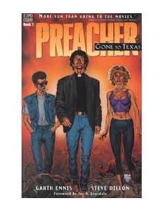 Preacher. Gone to Texas. vol.1