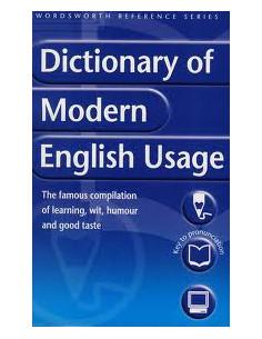 DICTIONARY OF MODERN ENGLISH USAGE (B)(PB)