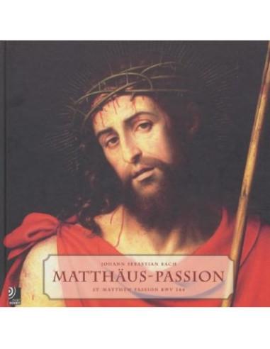 Matthaus-Passion: St Matthew Passion + 4CD