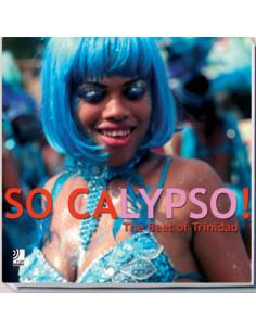 So Calypso!: The Soul of Trinidad + 4 CDs