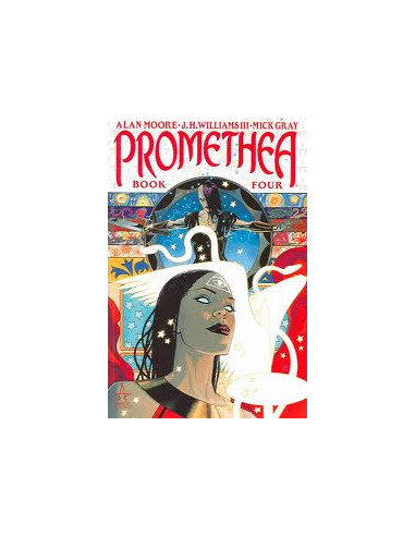 Promethea: Book 4