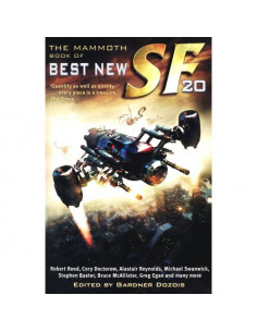 Mammoth Book of Best New Science Fiction: v. 20