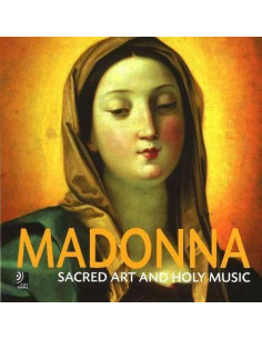 Madonna: Sacred Art and Holy Music (+4 CD)