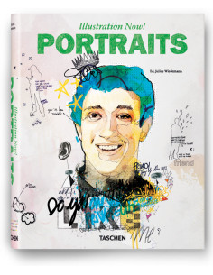 Illustration Now! Portraits