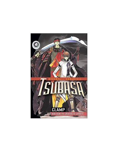 Tsubasa 4: A Fairytale Turned Nightmare