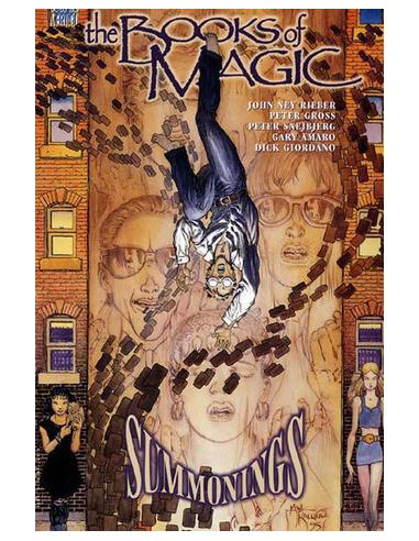 Summonings (Books of Magic)