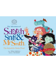 The Adventures of Scratch, Sniff and Mr Smith