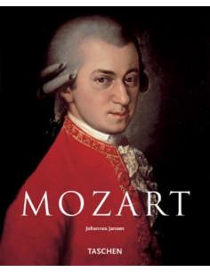 Wolfgang Amadeus Mozart: 1756-1791 (TASCHEN Basic Art)