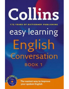 Collins Easy Learning English Conversation: Book 1