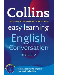 Collins Easy Learning English Conversation: Book 2