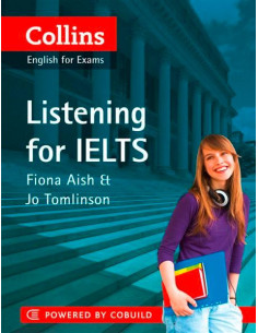 Collins English for Exams: Listening for IELTS + CD