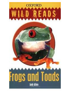 Wild Reads: Frogs and Toads