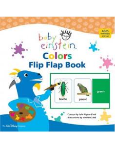 Baby Einstein: Colors: Flip Flap Book