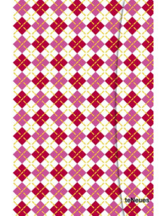 Burlington: Red Pattern
