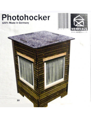 Photohocker - Fenster