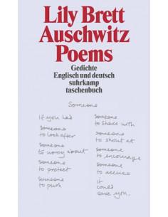 Auschwitz Poems: Lilly Brett /Englisch-Deutsch Edition/