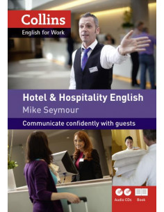 Collins Hotel and Hospitality English (+2CD)