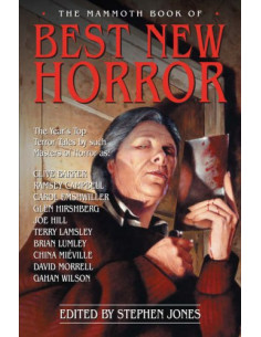 The Mammoth Book of Best New Horror: Vol. 17