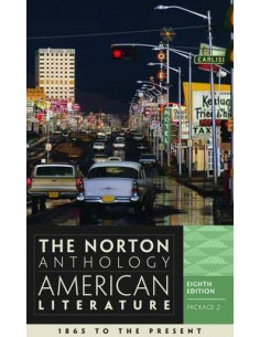 Norton Anthology of American Literature v. 2