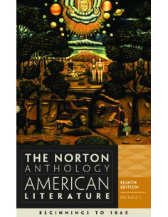 The Norton Anthology of American Literature v. 1