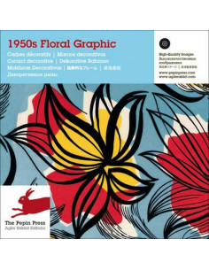 1950s Floral Graphic (+CD)