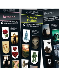 Zakładka - Mini-Marks Science Fiction