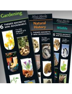 Zakładka - Mini-Marks Natural History