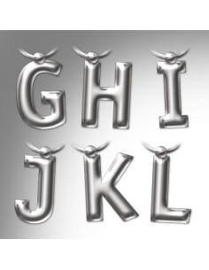 Brelok - Letter Keyring G