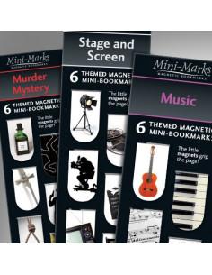 Zakładka - Mini-Marks Murder Mystery
