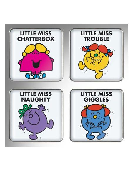 Brelok - Little Miss Chatterbox Keyring