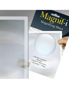 Lupa - Magnifying Sheet