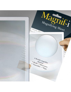 Lupa - Magnifying Sheet