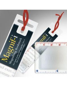Lupa/Zakładka - Magnifying Bookmark