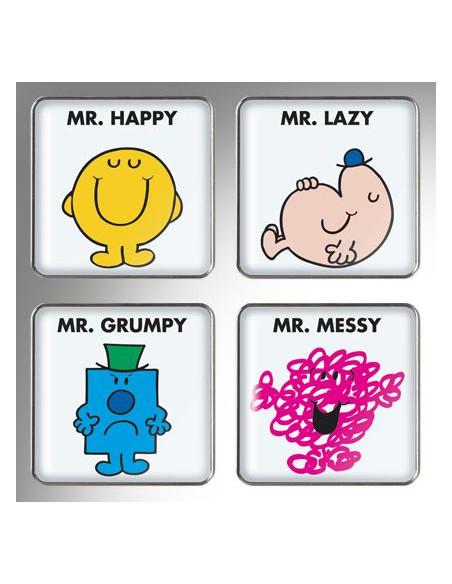 Brelok - Mr. Grumpy Keyring