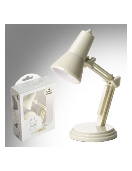 Lampka - The Book Lamp (Kremowa)