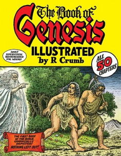 Book of Genesis: Illustrated by R.Crumb